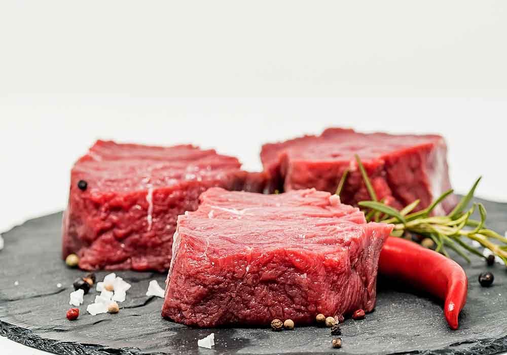 Rinderfilet-Steaks
